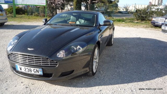 Aston Martin DB9- VENDU