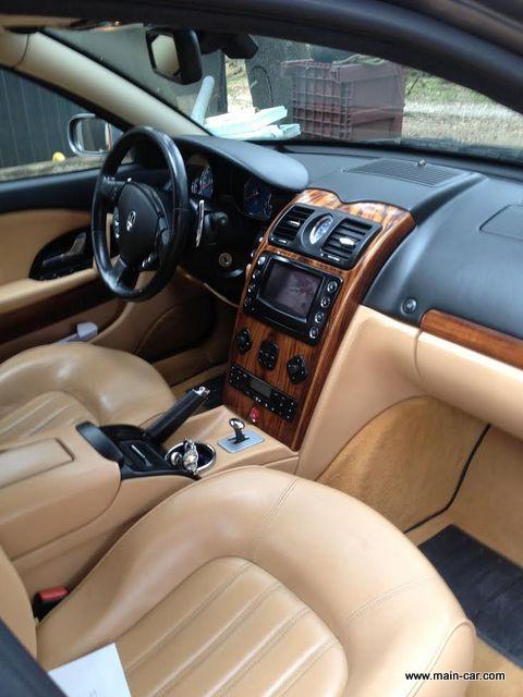 Maserati Quattroporte 4,2 L Boite F1