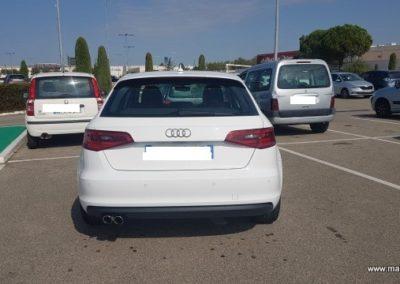 Audi A3 Sportback extérieur (3)