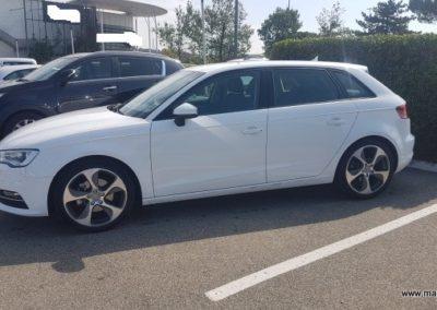 Audi A3 Sportback extérieur (5)
