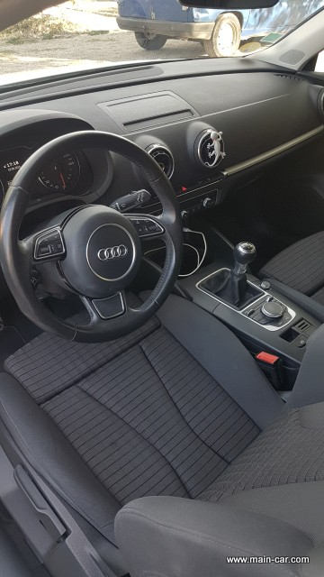 Audi A3 Sportback intérieur (1)