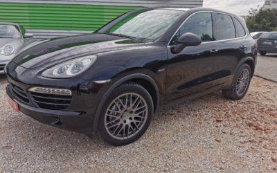 Porsche Cayenne Diesel 3l TDI